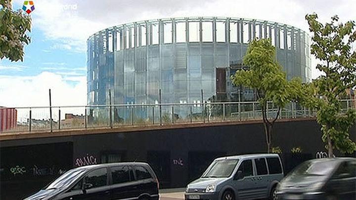El inacabado Centro de las Artes de Alcorcón, lastra las cuentas municipales