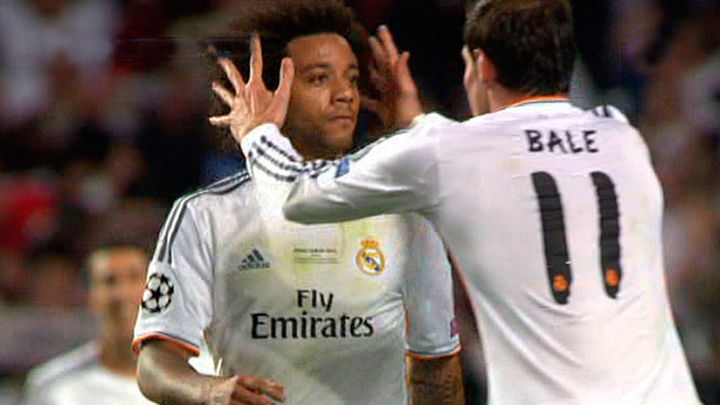 Así jugó el Real Madrid