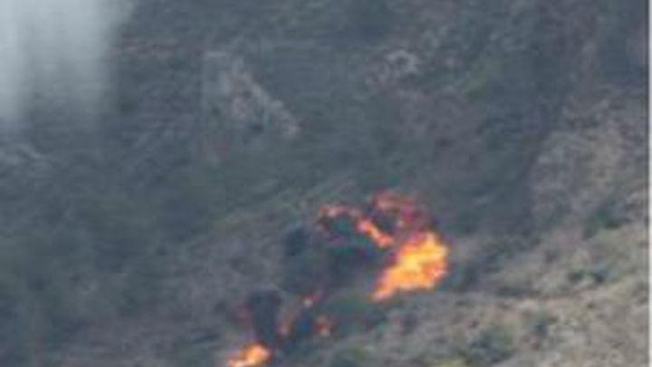 Un muerto y un herido grave al estrellarse una avioneta en Soria