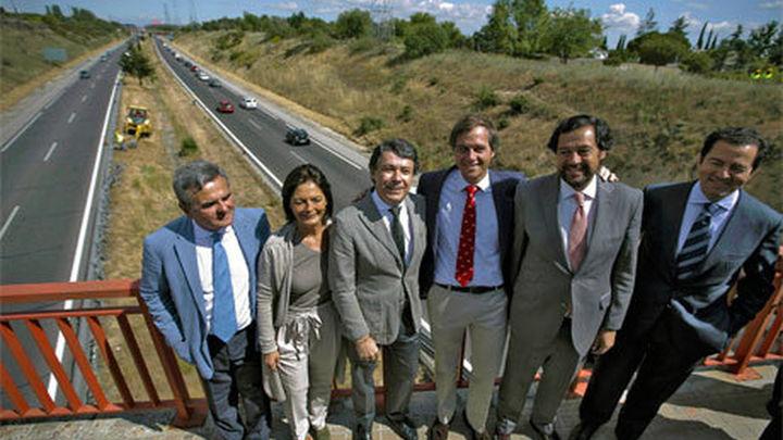Comienza la construcción del tercer carril de la M-503, la vía regional con más tráfico