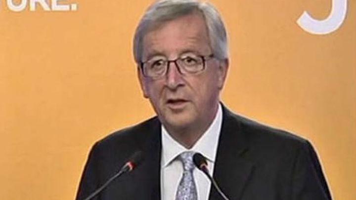 Pedro Sánchez no quiere a Juncker como presidente de la Comisión Europeoa