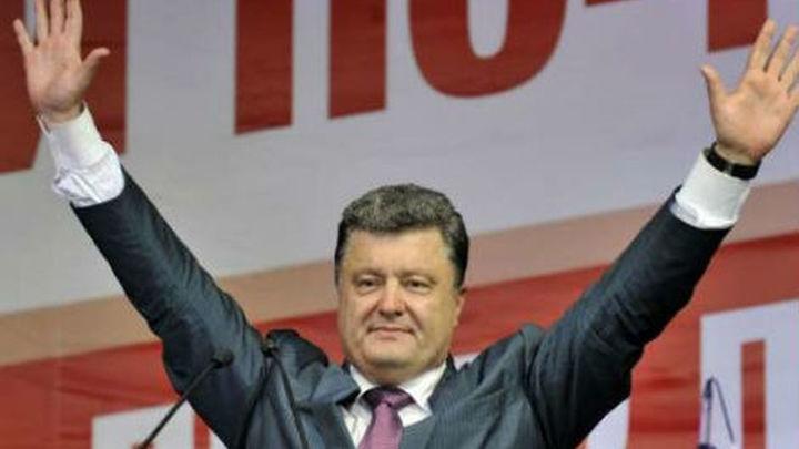Poroshenko obtiene el 54,1% escrutado el 41,49% de las actas electorales