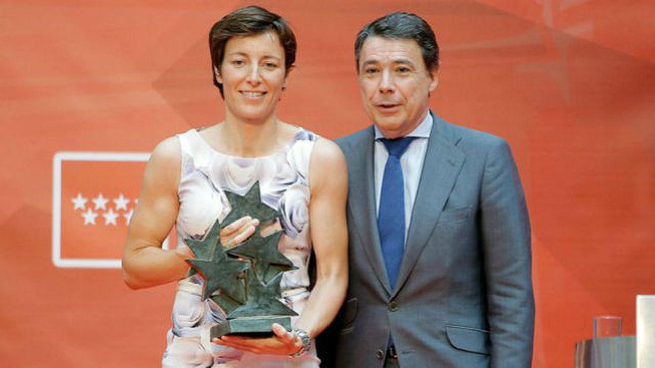 Elisa Aguilar y Hombrados, Premios Siete Estrellas del Deporte