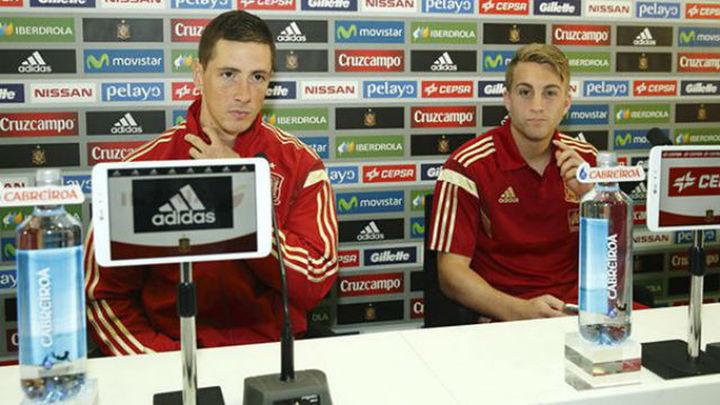 """Torres: """"Diego Costa puede ser importante, por eso se le esperará"""""""