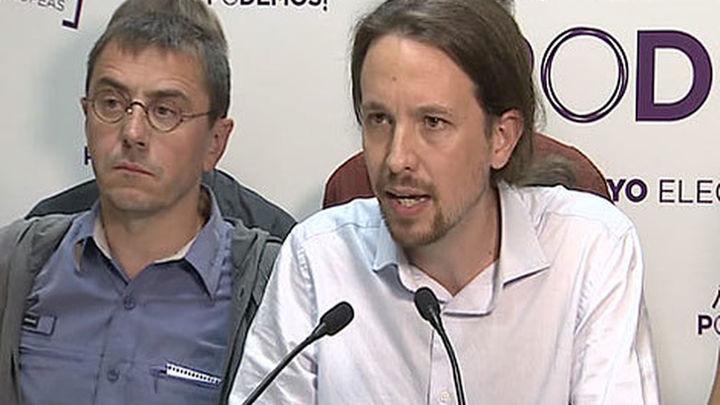 Pablo Iglesias ve a Podemos preparado para gobernar en año y medio