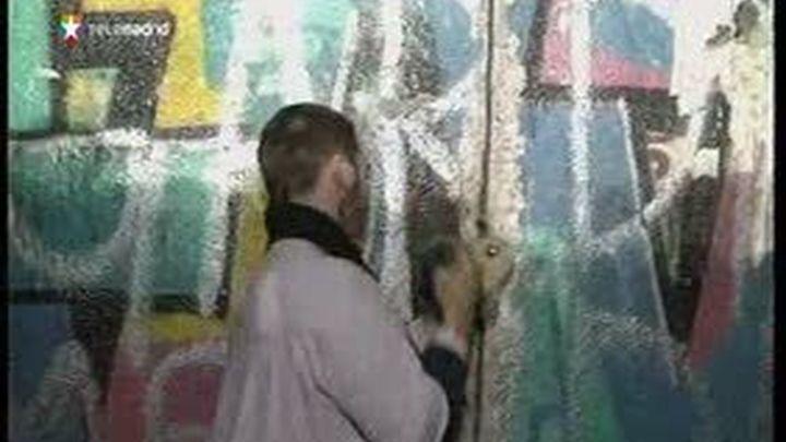 25 años de la caída del muro de Berlín, en la Casa de la Panadería