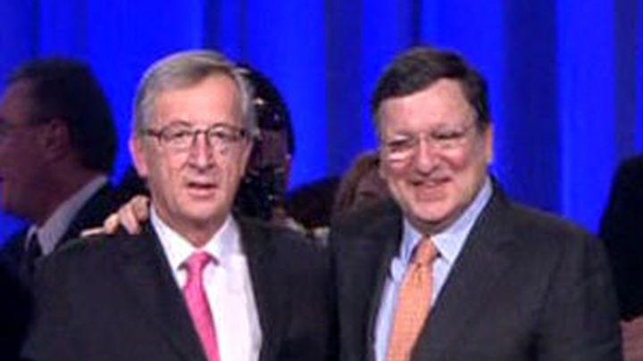 Los líderes del Parlamento Europeo encargan a Juncker que intente lograr una mayoría