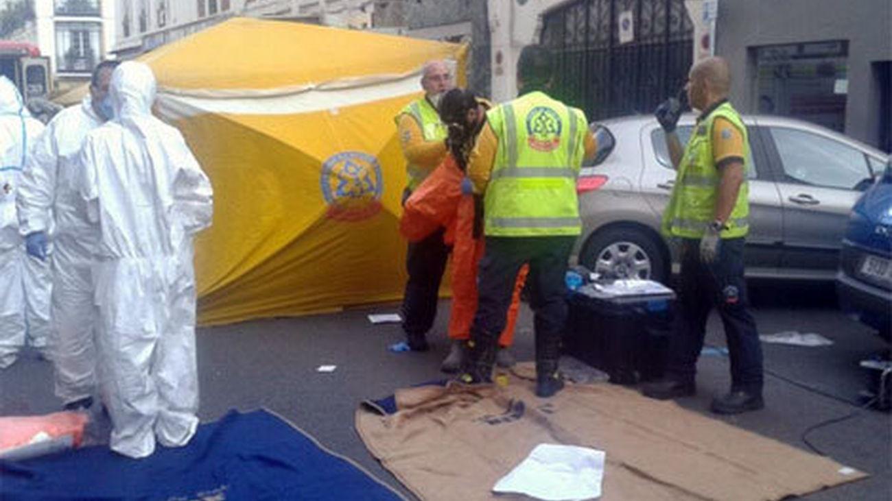 Un sobre con polvo sospechoso siembra la alarma en la sede madrileña de Amnistía Internacional