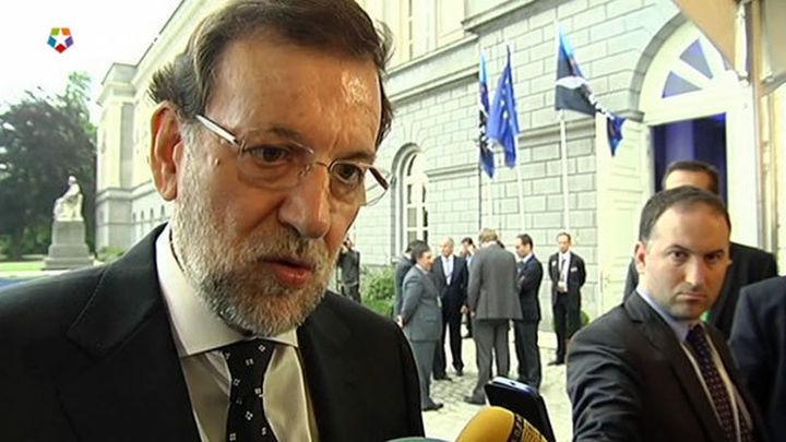 """Rajoy: """"Trabajaré para recuperar la confianza de quienes han retirado su voto al PP"""""""