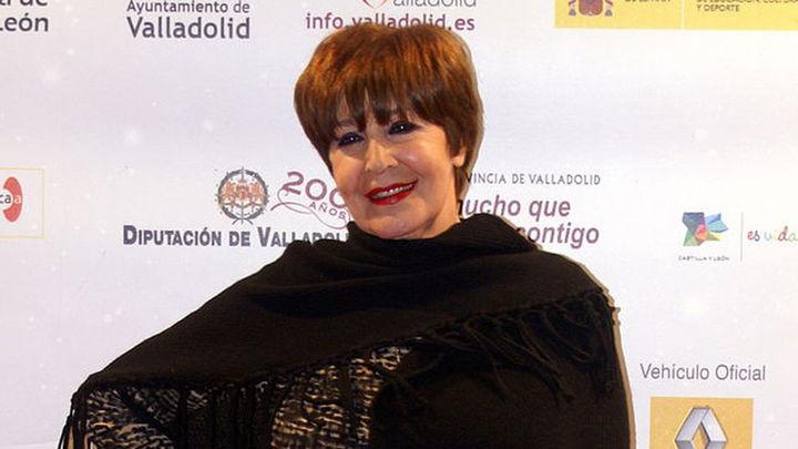 Concha Velasco, premio Nacional de Teatro 2016