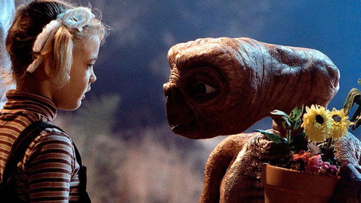 E.T vuelve a la gran pantalla