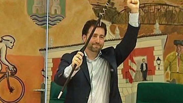 El pleno del ayuntamiento elige a Pedro del Cura nuevo alcalde de Rivas