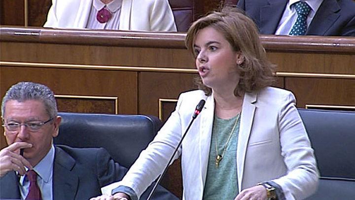 Santamaría recuerda que fue el PSOE quien inició la reforma de la jurisdicción universal