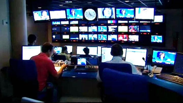 Control central de televisíon