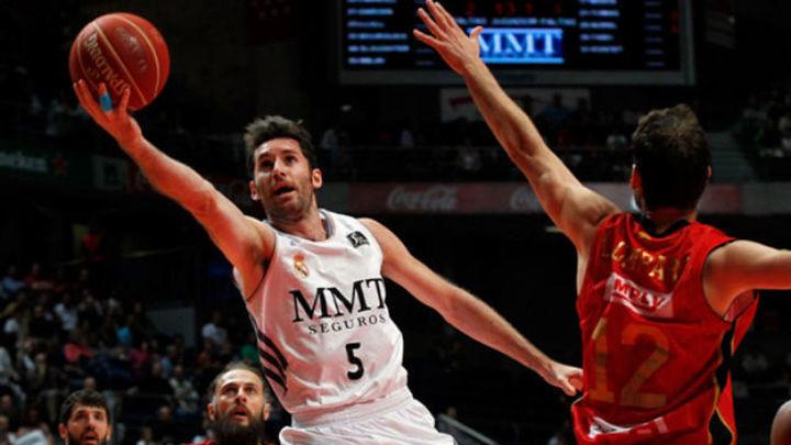 Playoffs ACB: El Real Madrid, sin confianzas ante el CAI