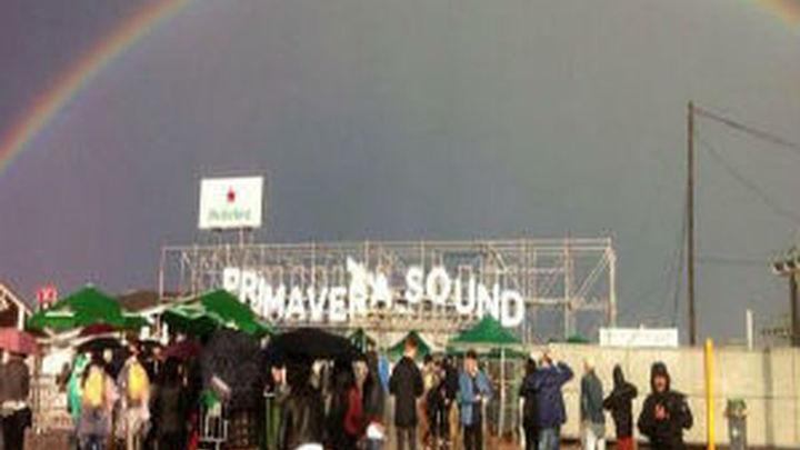 Aumenta la cifra de visitantes al Primavera Sound, a pesar de la lluvia