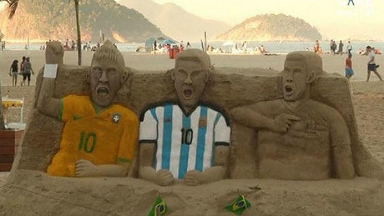Fiebre por el Mundial