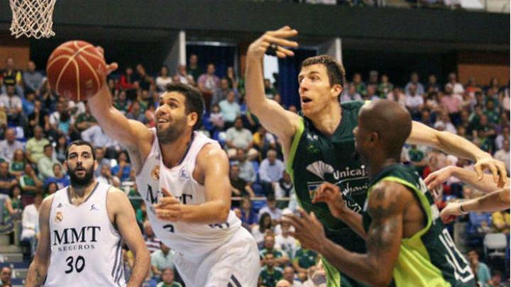 Playoffs ACB: El Madrid no quiere sorpresas ante Unicaja