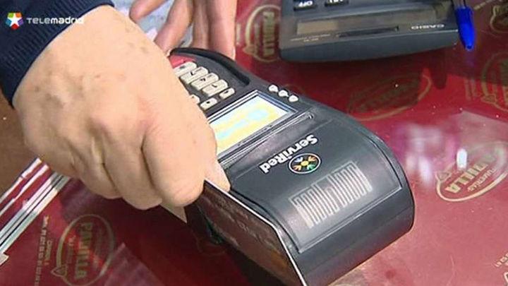El Gobierno limitará las comisiones de las tarjetas hasta un máximo del 0,3%