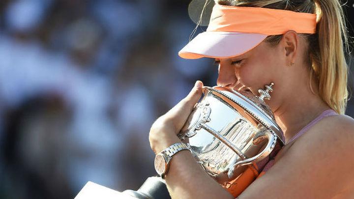 Sharapova disputará el Mutua Madrid Open