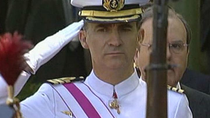 Telemadrid y Onda Madrid ofrecerán seis horas en directo por la proclamación de Felipe VI