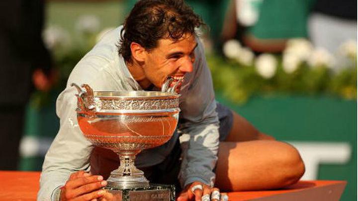Nadal es leyenda, gana su 9º Roland Garros