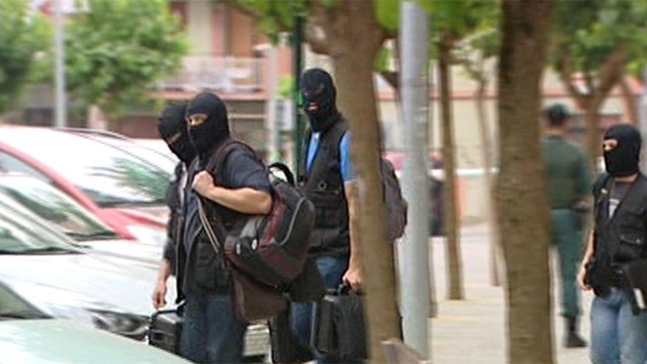 Vinculan al detenido en Vizcaya con los planes para asesinar a Patxi López