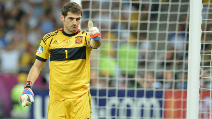 """Casillas: """"Puedo jugar en el Real Madrid hasta que tenga 40 años"""""""