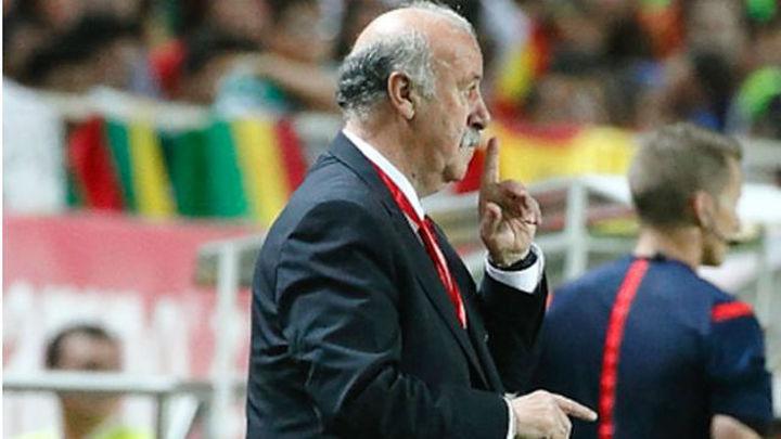 """Del Bosque: """"Esperamos estar a la altura"""""""
