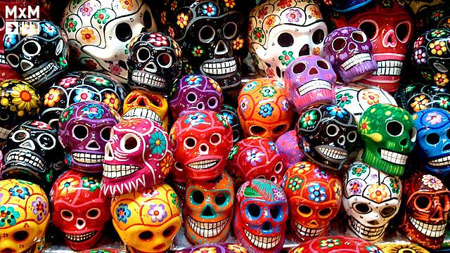 Madrileños por el Mundo: Fiesta de difuntos en México