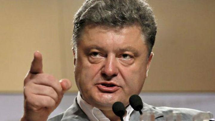 Poroshenko presenta su plan de paz para sureste de Ucrania