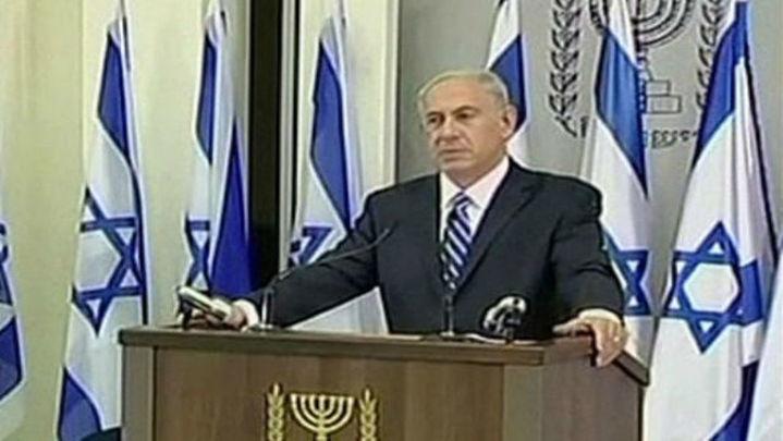 La aritmética favorece a Netanyahu