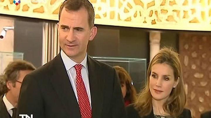 Los nuevos Reyes ofrecerán una multitudinaria recepción en el Palacio Real