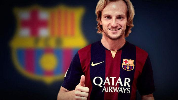Rakitic, nuevo jugador del Barcelona