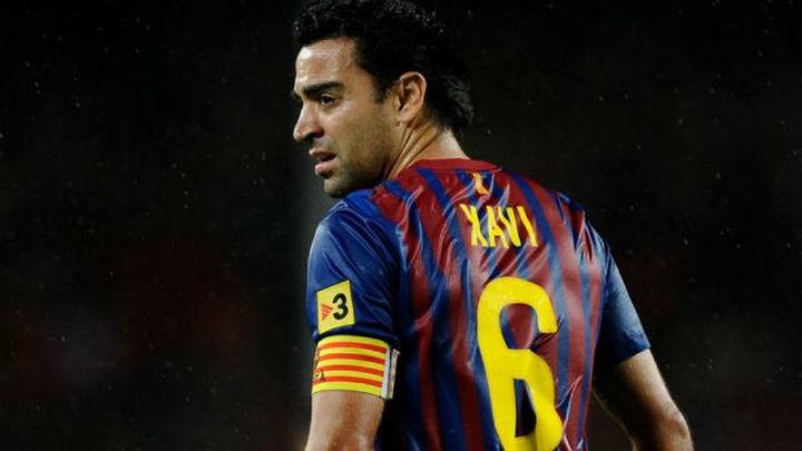Xavi abandona el Barça rumbo a Qatar