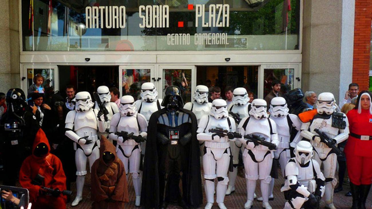 Edición solidaria del Mercado de Juguete de Madrid