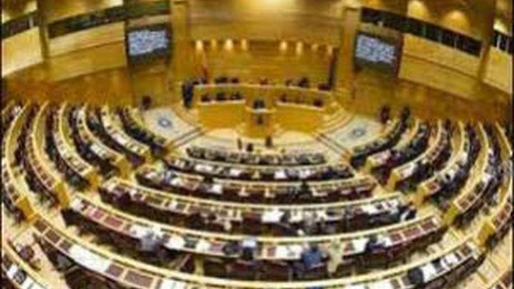 El Senado aprueba por amplísima mayoría la ley de abdicación