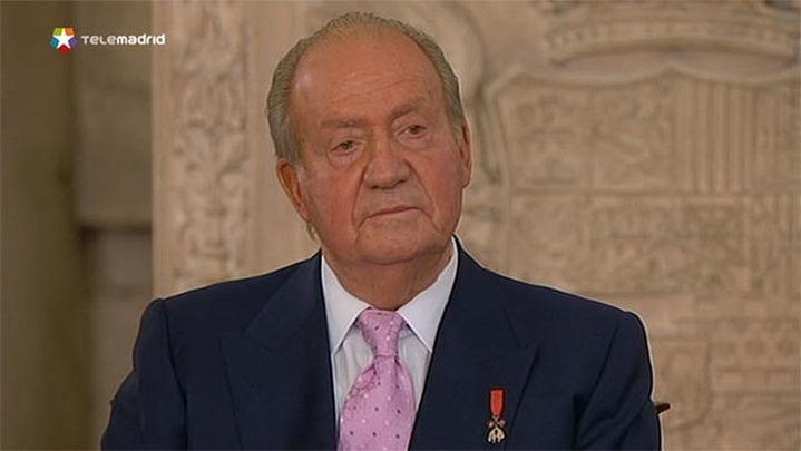 El Senado aprueba el aforamiento del Rey don  Juan Carlos