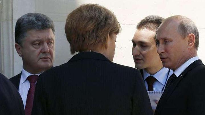 Poroshenko anuncia que decretará un alto el fuego unilateral