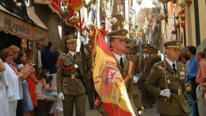 Toledo celebra su día grande