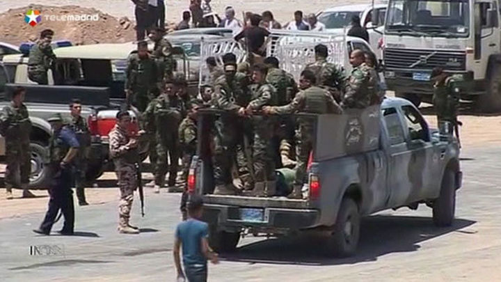 Obama anuncia el envío de hasta 300 soldados de fuerzas especiales a Irak