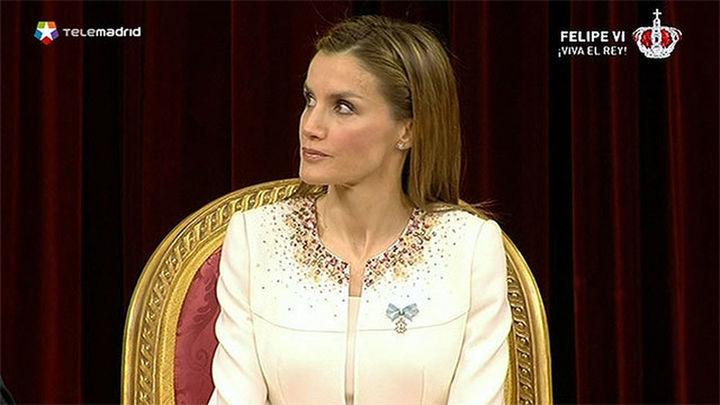 Doña Letizia, diez años de escuela para ser Reina
