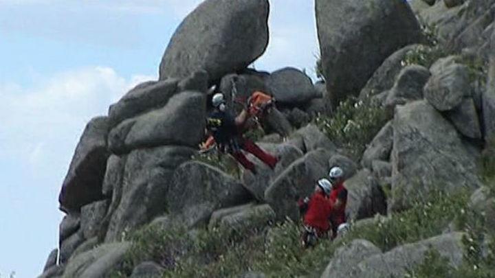 El GERA rescató el pasado año a 314 personas perdidas o heridas en la sierra