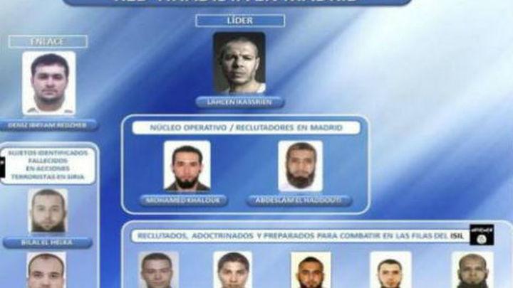 Los yihadistas de Madrid: un empleado en la Casa de la Moneda y otro en una ONG