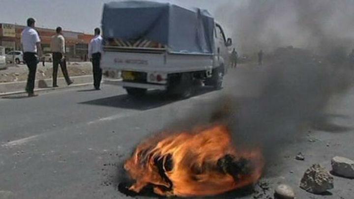 Kerry pide a los iraquíes que se unan para enfrentar al terrorismo en su país