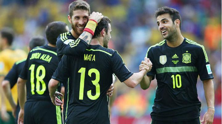 3-0. La campeona del mundo se despide de Brasil goleando a Australia