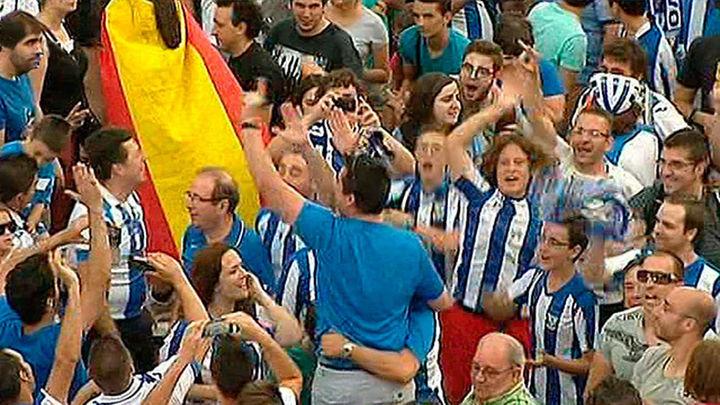 El Leganés bate su récord de abonados con 3.000