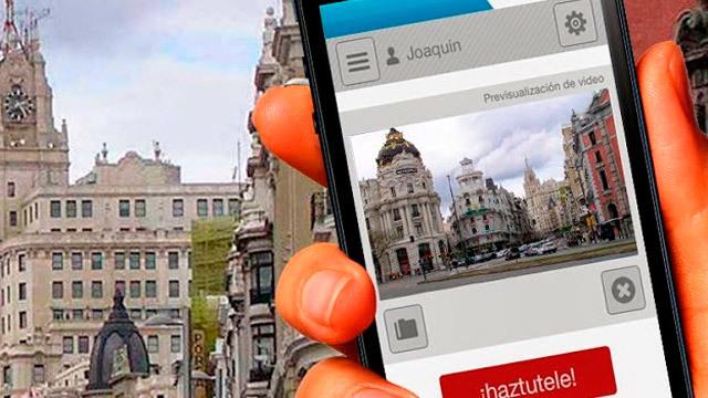 Haztutele, la nueva aplicación de Telemadrid