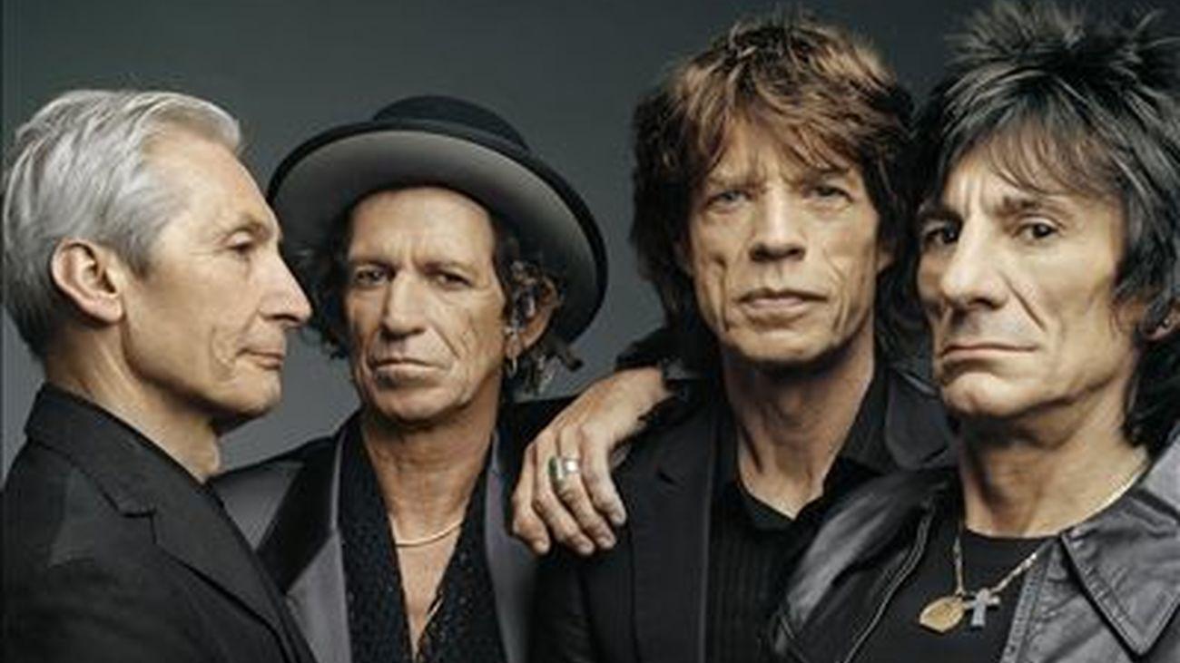 The Rolling Stones ofrecen en  Madrid este miércoles su único concierto en España