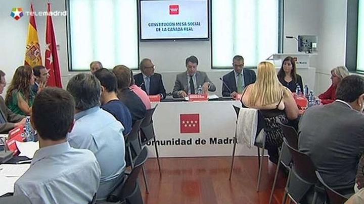 Cuatro grupos de trabajo buscarán solución al problema social de la Cañada Real